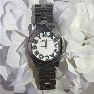 Marc By Marc Jacobs Stainless Steel Watch 36mm